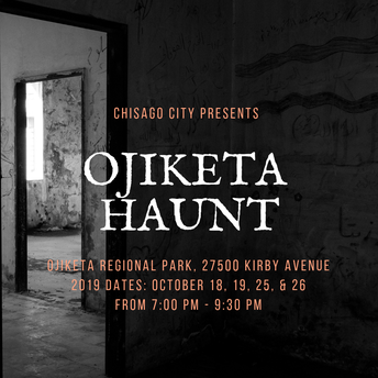 Ojiketa Haunted House