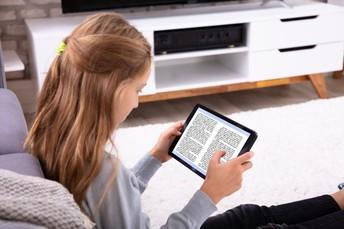 Library/Media Center - E-Reading