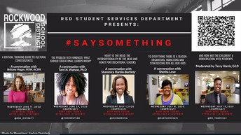 #SaySomething