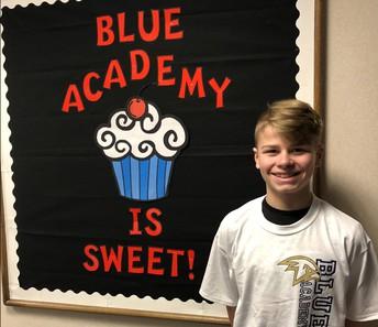 Ashton Vogel – Blue Academy