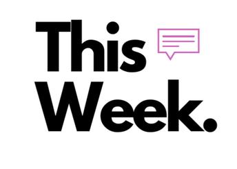 This Week @ AMS