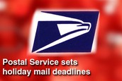 Postal Service Offering Discounted Holiday Shipping for Military Families