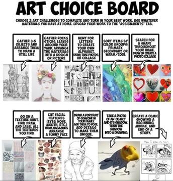 Attention, Art Club Members!