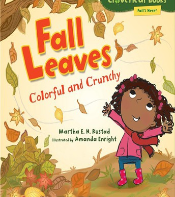 Read Aloud: Fall Leaves and TP Roll Leaf Stamping