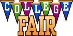 College Fairs Around Town