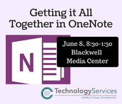 Getting it All Together in OneNote