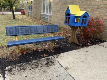 Goshen Lane Little Free Library