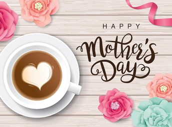 Mothers' Day is Sunday, May 9th!