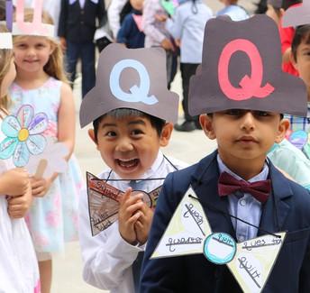 Q & U Wedding