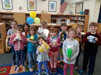 CES Mystery Behavior Winners!