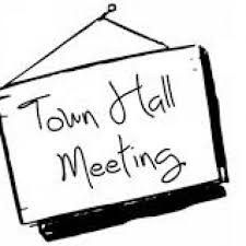Wednesday, August 19, 2020 Manning Town Hall Meeting (5:00-6:00 p.m.) Link Below: