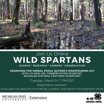 March Wild Spartans Speaker: