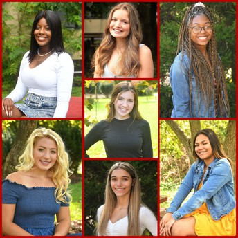 Homecoming Queen Candidates