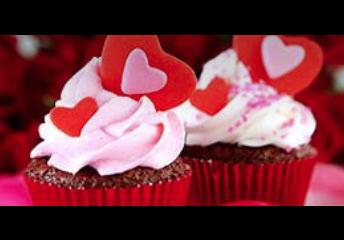 Valentine Dessert Bar for Staff Appreciation