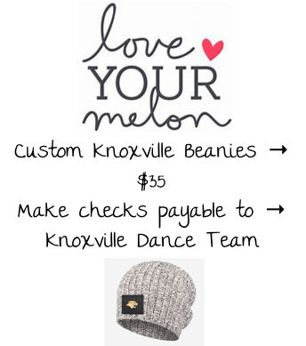 Dance Team Fundraiser:  LYM Beanies