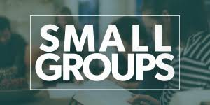 more info about small groups