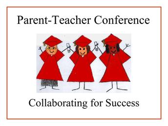 Virtual Parent Teacher Conferences - 9/29/20