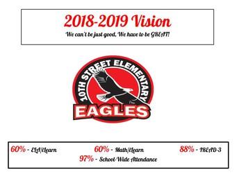 2018-2019 Vision