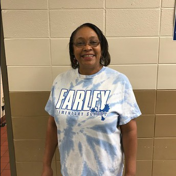 CNP Supervisor of the Month- Gwen Graham at Farley Elementary