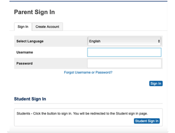 Need to sign in to PowerSchool?