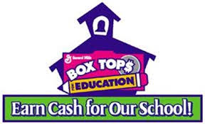 BOX TOPS FOR EDUCATION    EXCITING NEWS