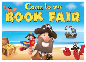 JOIN US AT THE BOOK FAIR!