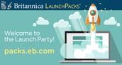 Britannica Online- LaunchPack:  Social Studies