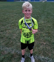 5th Grade Runner!