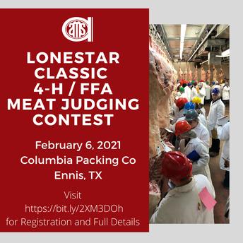 Lonestar Classic Meat Judging Contest