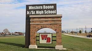 WESTERN BOONE JR. SR. HIGH SCHOOL