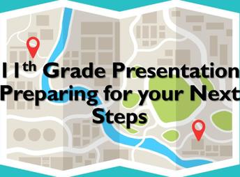 03/24/2020                       11th Grade Family Night Presentation
