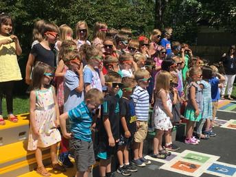 Kindergarten Celebration