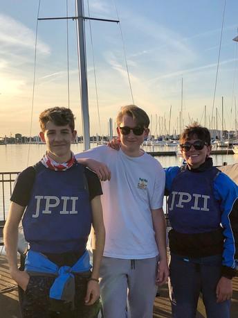 JPIICS Sailing Team