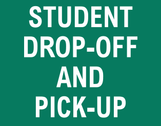 🚙K-8 Student Drop off/Pick Up Procedures 🚗