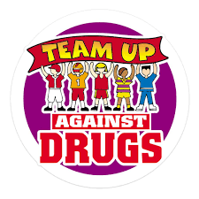 Fri., Oct. 25  Team Up  Against Drugs