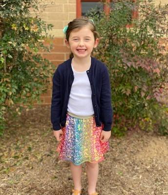Riley Hurley- Mrs. V Smith Kinder