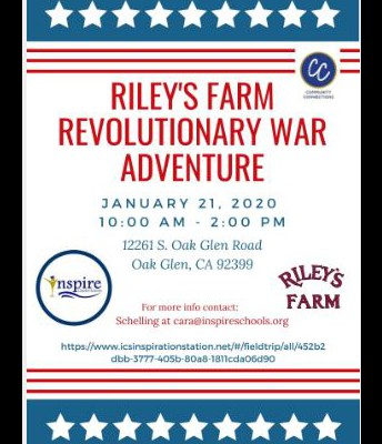 Riley's Farm Revolutionary War Adventure