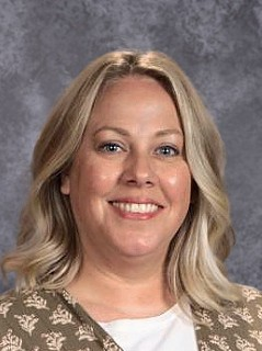 Betsy Roberts - High School Secretary