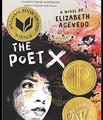 """The Poet X"" by Elizabeth Acevedo"