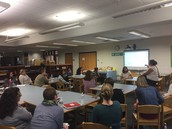 Our November Staff Meeting - Lower Elementary School