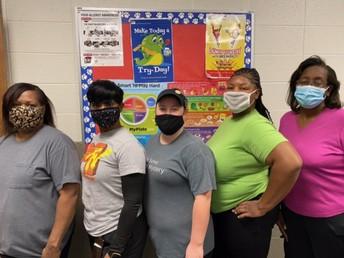 CNP Staff at Whitesburg Elem./Middle