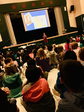 Author Suzanne Selfors Visits Findley