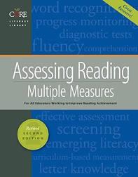Assessing Reading Multiple Measures