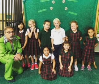 Mr. Prim's 2nd Grade