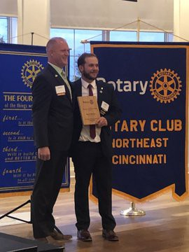 Rotary Teacher of the Year