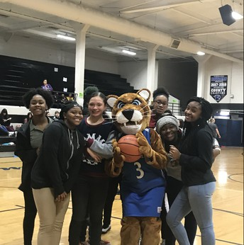 Basketball County Tournament