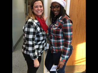 Ms. Smith + Ms. Jackson