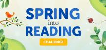 Kids Reading Challenge STARTS APRIL 5th