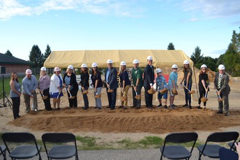 Ground Breaking Ceremony 9/10/2018
