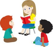 """Read With Me"" Program"